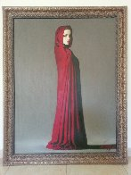 Marie 2003 49x37 Original Painting by Taras Loboda - 7