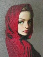 Marie 2003 49x37 Original Painting by Taras Loboda - 1