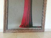 Marie 2003 49x37 Original Painting by Taras Loboda - 2