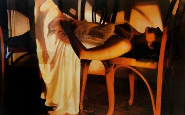 Cristina 1996 Limited Edition Print - Ramon Lombarte