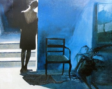Break of Day VIII 1988 Limited Edition Print by Ramon Lombarte