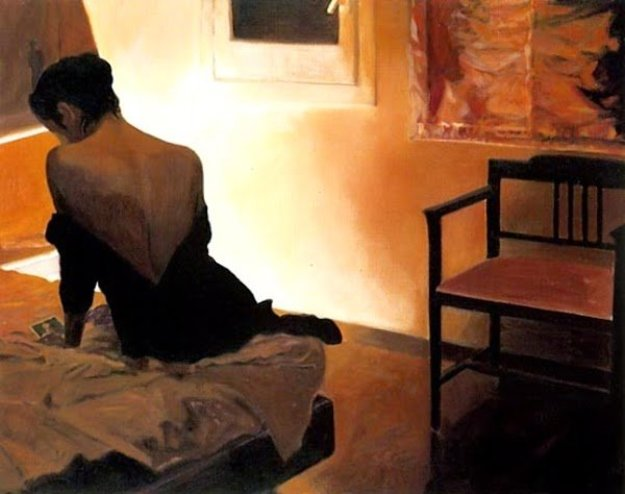 Break of Day 1994  Limited Edition Print by Ramon Lombarte