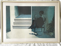 Break of the Day VII 1988 Limited Edition Print by Ramon Lombarte - 1