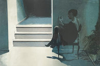 Break of the Day VII 1988 Limited Edition Print by Ramon Lombarte - 2