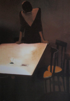 Break of Day #4 1988 Limited Edition Print by Ramon Lombarte