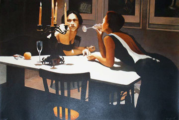 Sunday 14 1990 Limited Edition Print by Ramon Lombarte