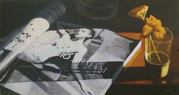 El Alma Tiene 1990 Limited Edition Print - Ramon Lombarte