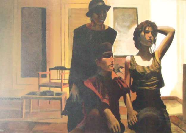 Tiepolo #20 1988 Limited Edition Print by Ramon Lombarte