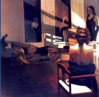 El Tiepolo #17 1989 Limited Edition Print - Ramon Lombarte
