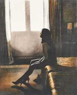 At the Ritz #8 1989 Limited Edition Print by Ramon Lombarte - 0