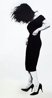 Gretchen 1985 Poster Limited Edition Print by Robert Longo