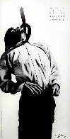 Eric: Men in Cities 1991 Limited Edition Print by Robert Longo - 0