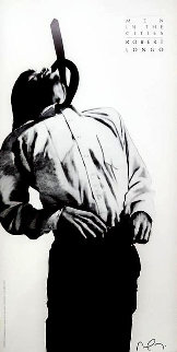 Eric: Men in Cities 1991 Limited Edition Print - Robert Longo
