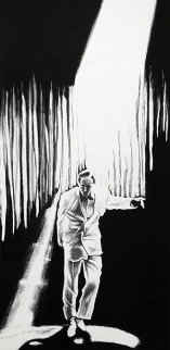 Entertainer 1986 Limited Edition Print - Robert Longo