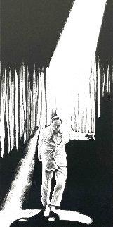 Entertainer 1986 Limited Edition Print - Robert Longo