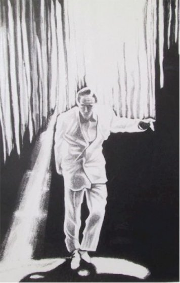 Entertainer 1986 Limited Edition Print by Robert Longo