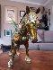 Arthur the Believer Bronze Sculpture 2011 21 in Sculpture by Nano Lopez - 7