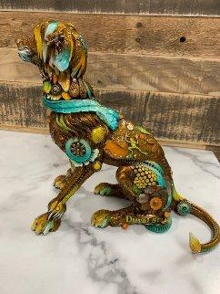 Eighteen Bronze Sculpture 2007 11 in Sculpture by Nano Lopez