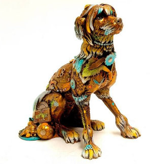 Eighteen Bronze Sculpture 2014 12 in Sculpture - Nano Lopez