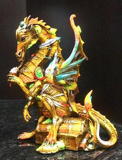 Davian Bronze Sculpture 2012 21 in Sculpture by Nano Lopez