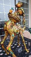 Phillipe III Jr. Bronze Sculpture 2008 22 in Sculpture by Nano Lopez - 3