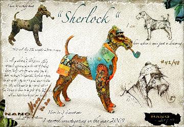 Sherlock AP 2020 Limited Edition Print - Nano Lopez