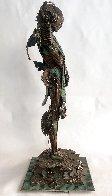 Industman Bronze Sculpture 1997 34 in Sculpture by Nano Lopez - 2