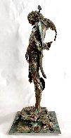 Industman Bronze Sculpture 1997 34 in Sculpture by Nano Lopez - 3