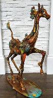 Dusty (Large) Bronze Sculpture 2011 19 in Sculpture by Nano Lopez - 2