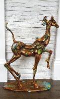 Dusty (Large) Bronze Sculpture 2011 19 in Sculpture by Nano Lopez - 4