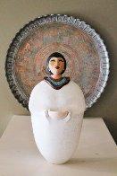 Earth Mother Ceramic Sculpture 21 in Sculpture by Estella Loretto - 4