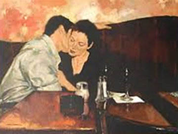 Close to You Limited Edition Print by Joseph Lorusso