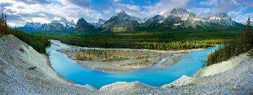 Shangri La   Huge Panorama - Rodney Lough, Jr.