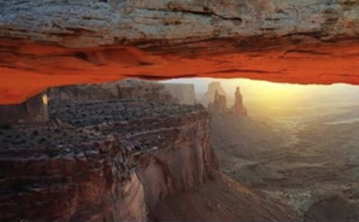 Desire Huge Panorama by Rodney Lough, Jr.
