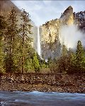 Bridal Veil Falls Panorama - Rodney Lough, Jr.