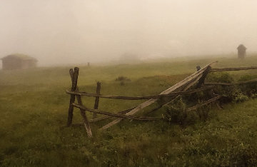 Homestead Panorama by Rodney Lough, Jr.