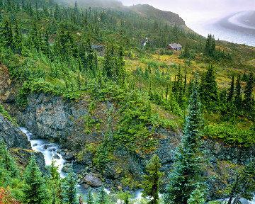 Misty Fjords Panorama by Rodney Lough, Jr.