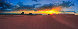 Smiling Down on Us All Panorama by Rodney Lough, Jr.  - 0