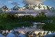 Misty Morn II  1990 Panorama - Rodney Lough, Jr.