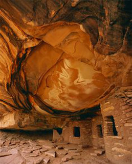 Anasazi Panorama by Rodney Lough, Jr.