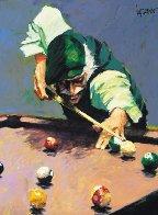 Billiards 2005 Limited Edition Print by Aldo Luongo - 0