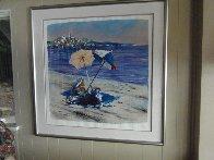 Blue Coast 1986 Limited Edition Print by Aldo Luongo - 1