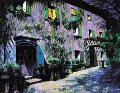 Moonlight Over Provence 1998 Limited Edition Print - Aldo Luongo