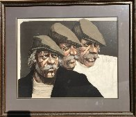 Three Expressions AP Limited Edition Print by Aldo Luongo - 1