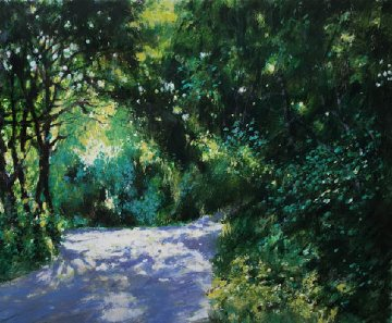 Road to Cordoba 1991 Limited Edition Print by Aldo Luongo