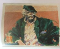 Brew at Gardels 1985 Limited Edition Print by Aldo Luongo - 1