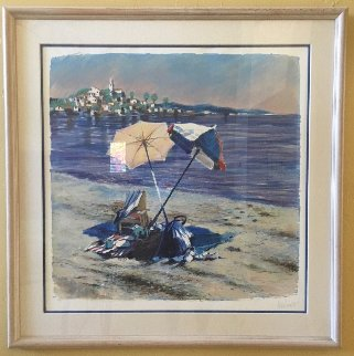 Blue Coast AP 1986 Limited Edition Print - Aldo Luongo