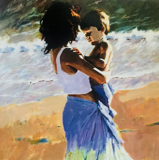 Intimate Moments 2002 Limited Edition Print by Aldo Luongo