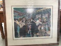 Tango At the Glass Palace 1987 Limited Edition Print by Aldo Luongo - 2
