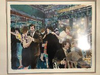 Tango At the Glass Palace 1987 Limited Edition Print by Aldo Luongo - 6